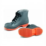 PVC Chemical-Resistant, Steel Toe